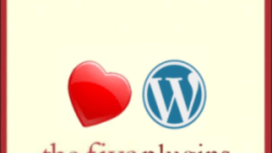 The 5 WordPress Plugins You Meet in Heaven